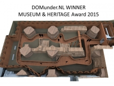 DOMunder WINNER Museum & Heritage Award for Excellence 2015